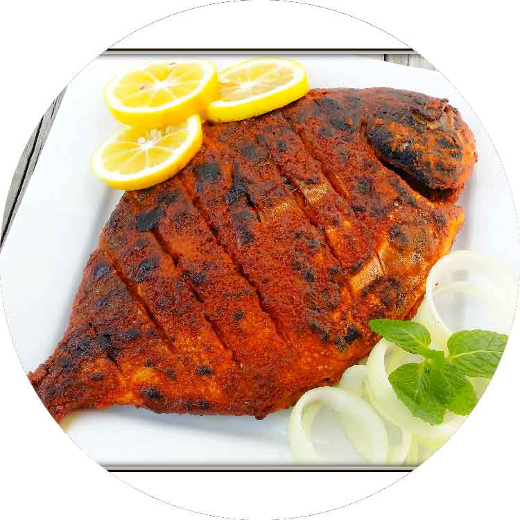 Tandoori Whole Snapper