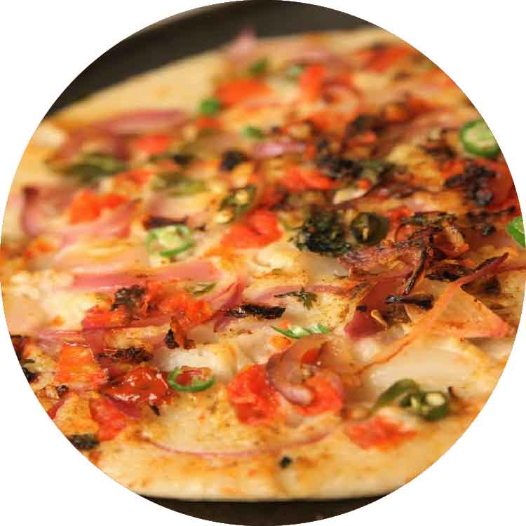 Uttappam (Indian Pizza)