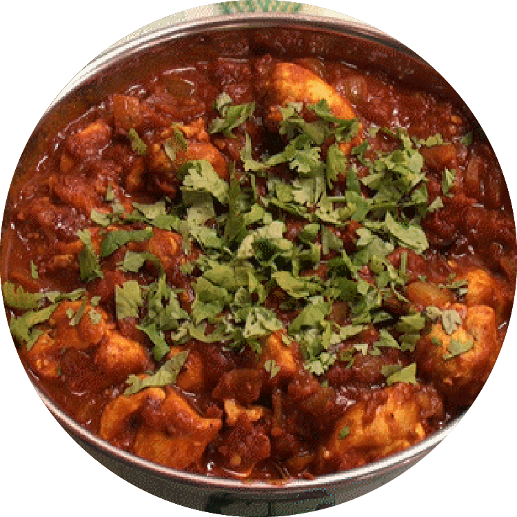 Chicken/Beef/Lamb Madras